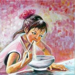 Acrylique - Edith THESNIERES